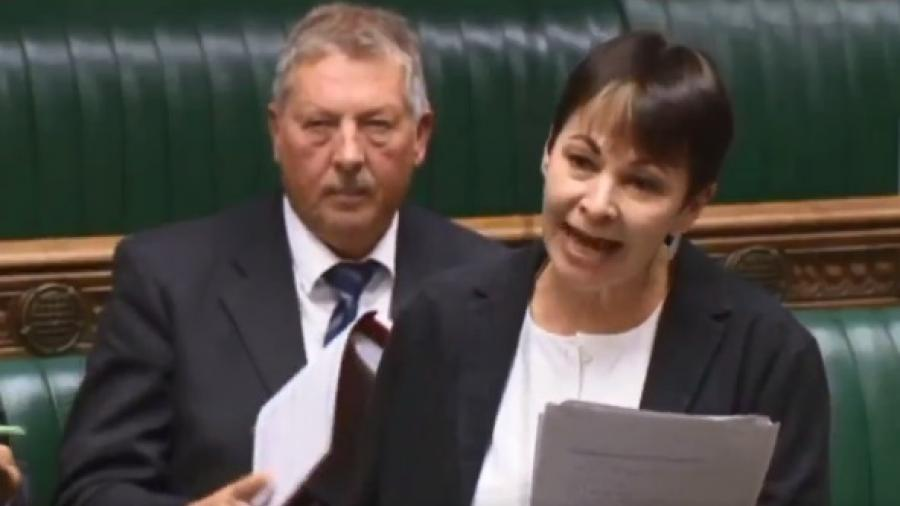 Caroline responds to Budget in Parliament